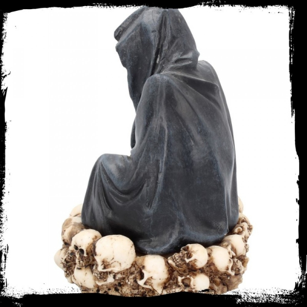 mroczne gadżety: Podstawka na kadzidła stożkowe z Mrocznym Duchem