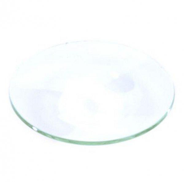 szklany talerzyk na wymianę do kominka do olejków aromaterapeutycznych