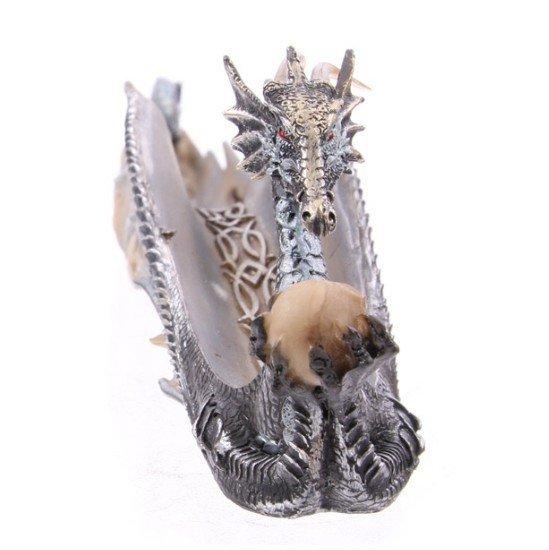 prezent dla fana gier fantasy nerda geeka - smok na kadzidła