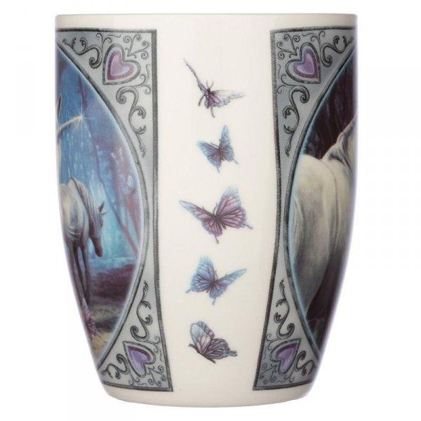 Jednorożce - magiczny kubek porcelanowy projekt: Lisa Parker