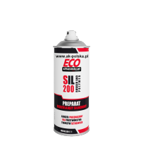 SIL 200 Rozdzielacz silikonowy do form ECOCHEMICAL spray 400ml