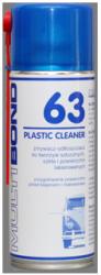 Plastic cleaner zmywacz, odtłuszczacz 63 Multibond spray 400ml