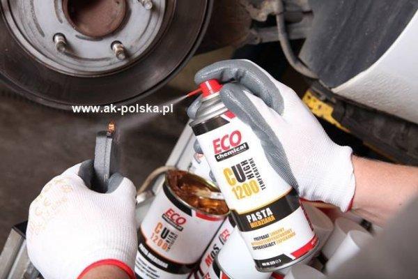 Smar miedziowy, pasta miedziana CU1200 400 ml ECOCHEMICAL