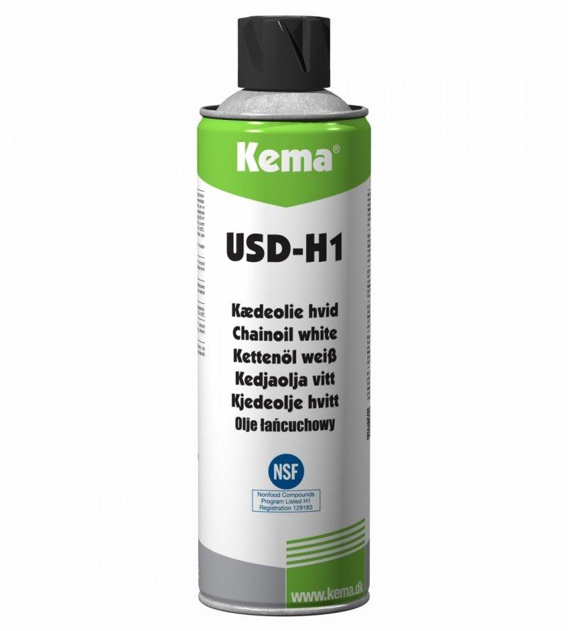USD-H1 Olej łańcuchowy 500ml Kema NSF-H1