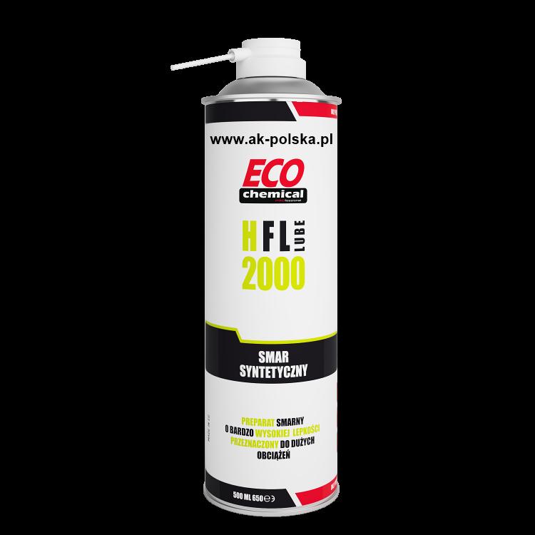 HFL LUBE 2000 Syntetyczny smar ECOCHEMICAL spray 500ml