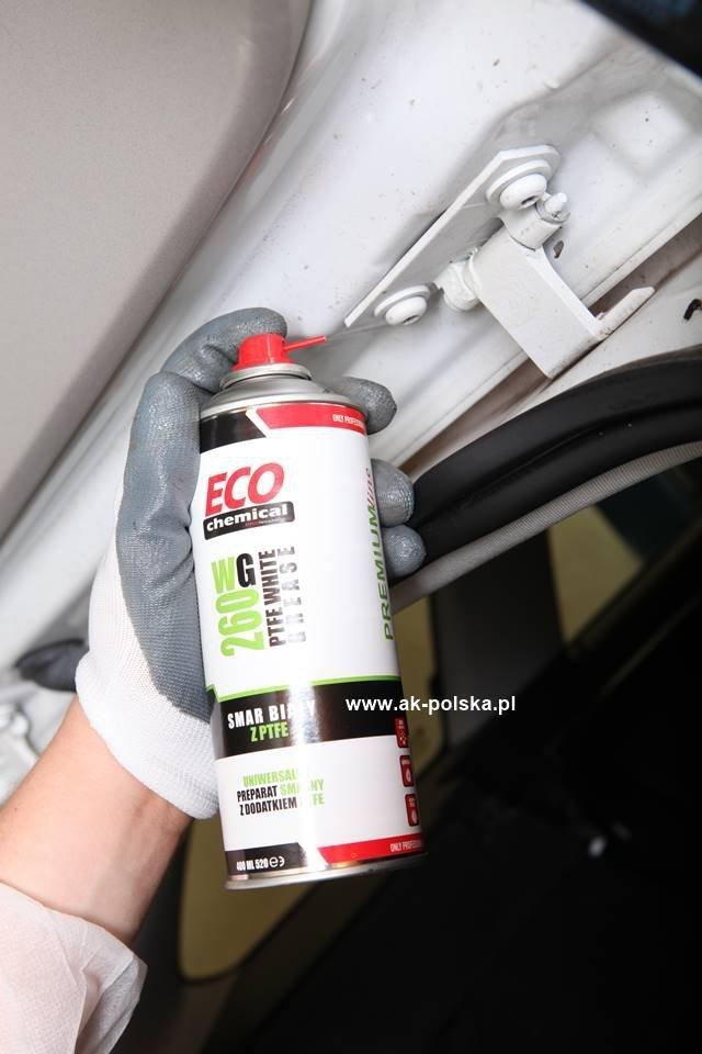 Smar biały z PTFE WG 260 ECOCHEMICAL spray 400ml