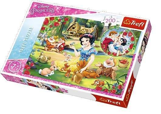 Puzzle 200 Marzenia o miłości TREFL