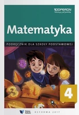 Matematyka SP 4 Podręcznik OPERON