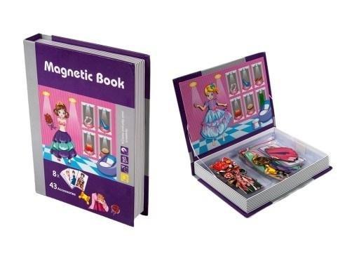 Zestaw magnetyczny Księżniczki