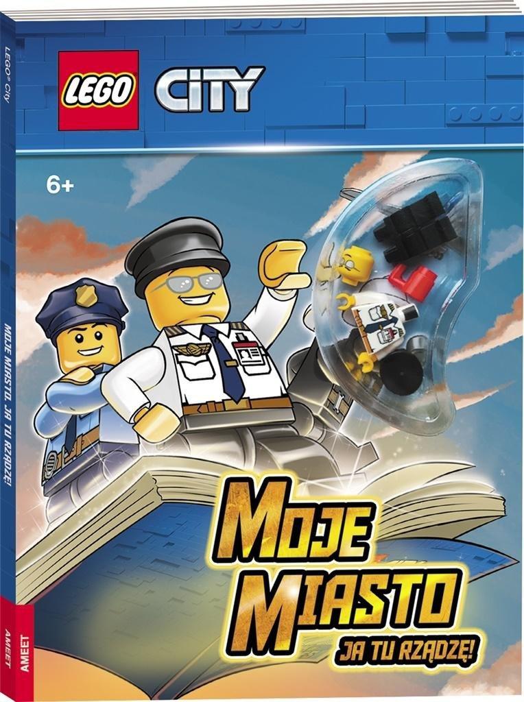 LEGO City. Moje miasto