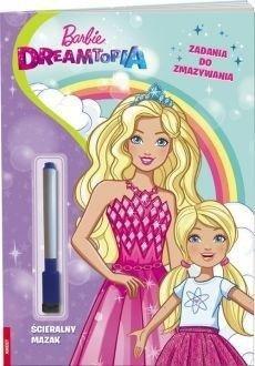 Barbie Dreamtopia zadania do zmazywania PTC-103
