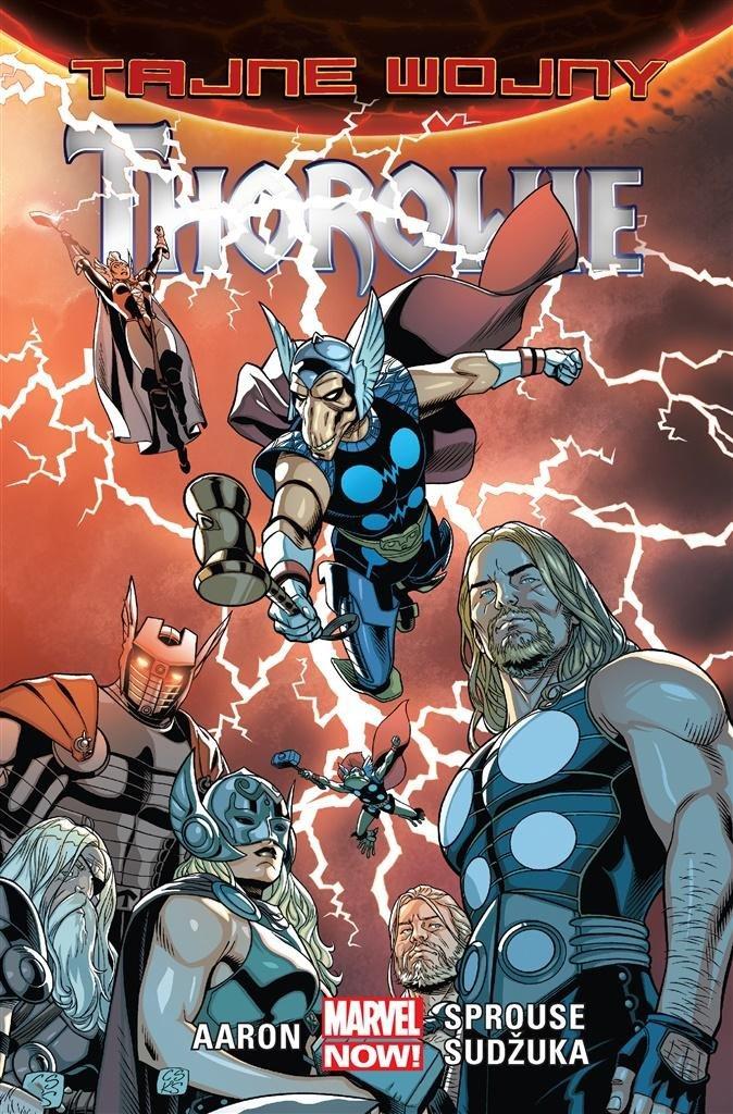 Tajne wojny Thorowie