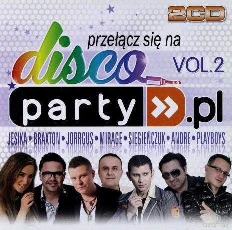 Disco Party PL vol.2 (2CD)