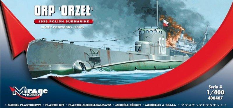 Polski Okręt Podwodny ORP 'ORZEŁ'