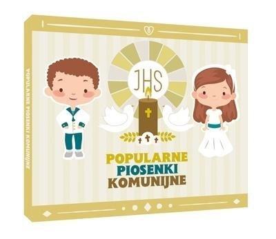 Popularne Piosenki Komunijne CD