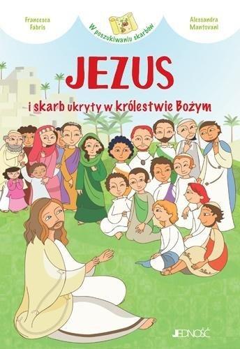 Jezus i skarb ukryty w królestwie Bożym