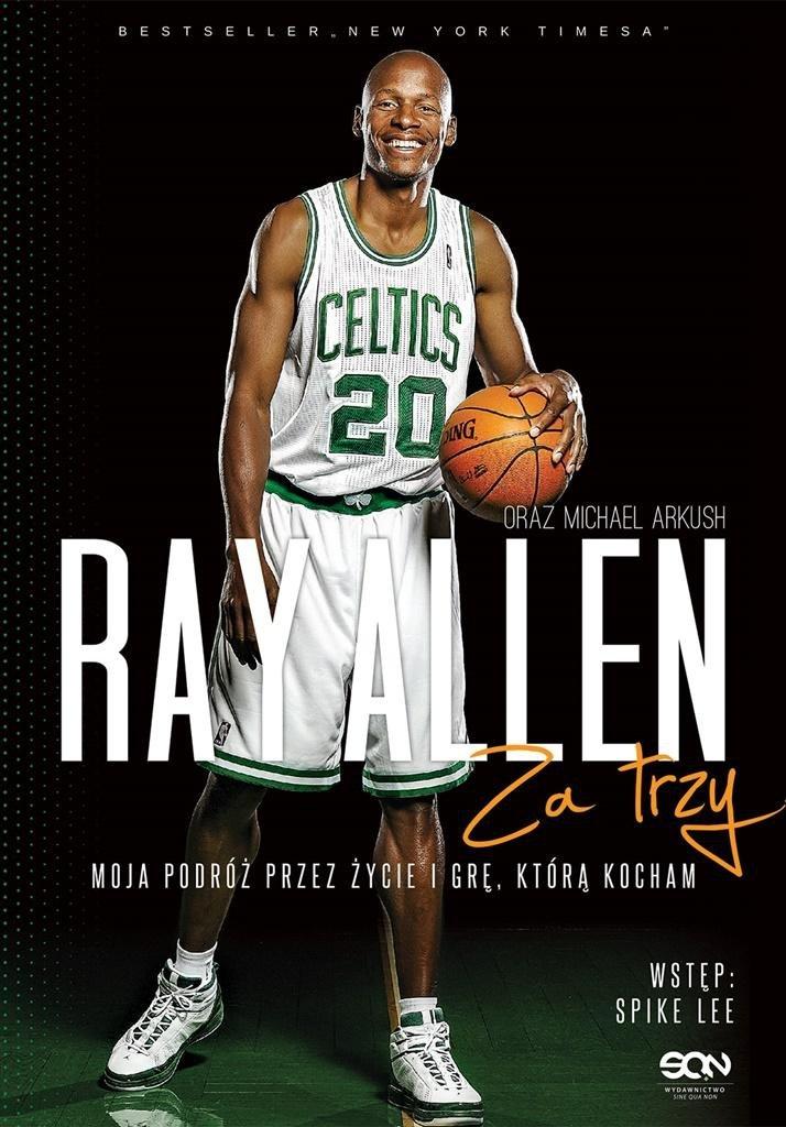 Ray Allen. Za trzy.