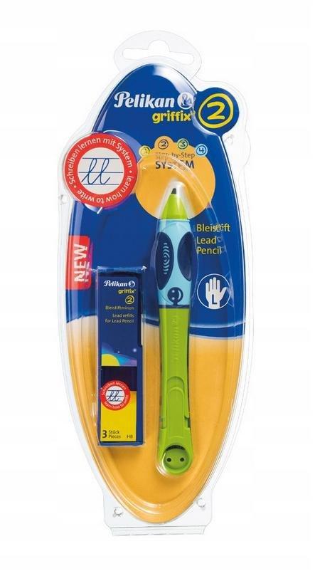 Ołówek Griffix L zielony