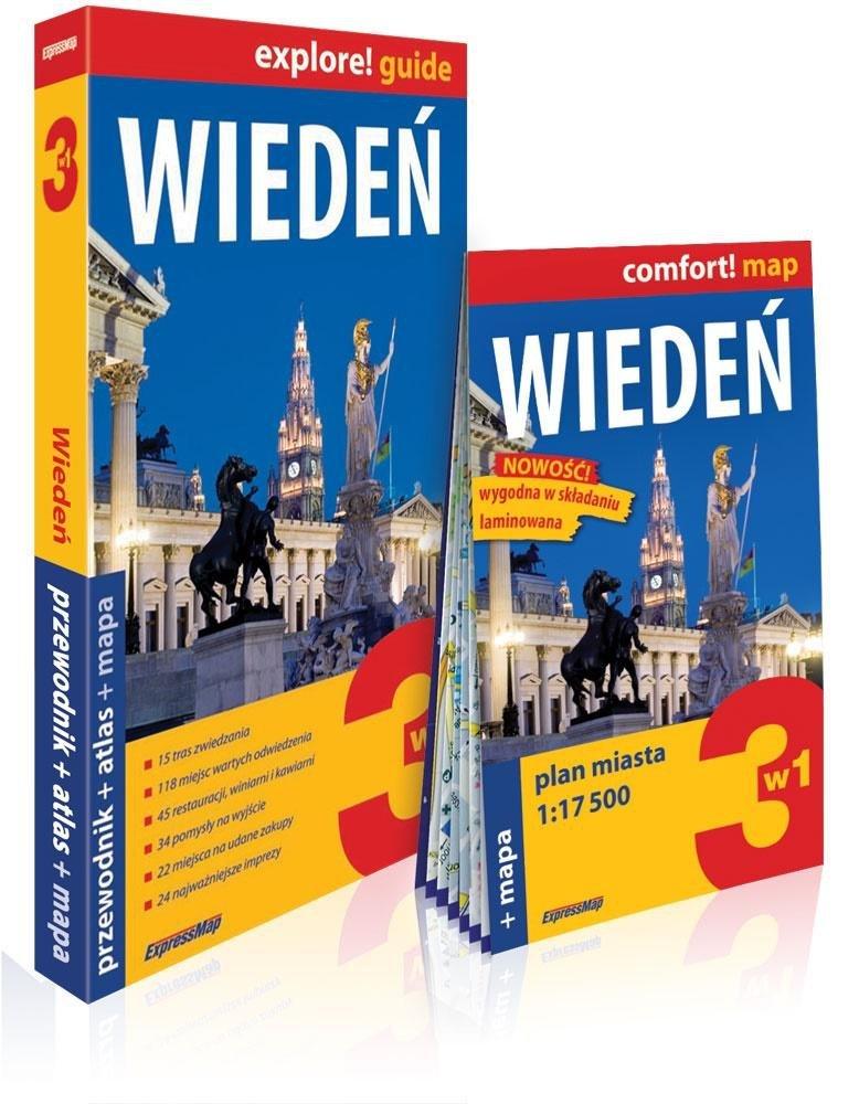 Explore! guide Wiedeń 3w1 w.2019