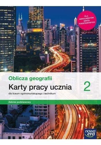 Geografia LO 2 Oblicza geografii KP ZP w.2020 NE