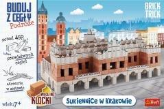 Brick Trick - Buduj z cegły Sukiennice XL TREFL