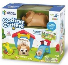 Robot do nauki programowania dla dzieci - Piesek