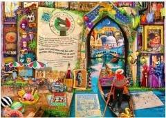 Puzzle 1000 Życie to otwarta księga - Wenecja