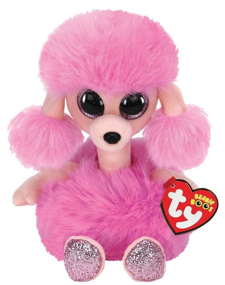 Beanie Boos Camilla - Pudel z długą szyją 24cm