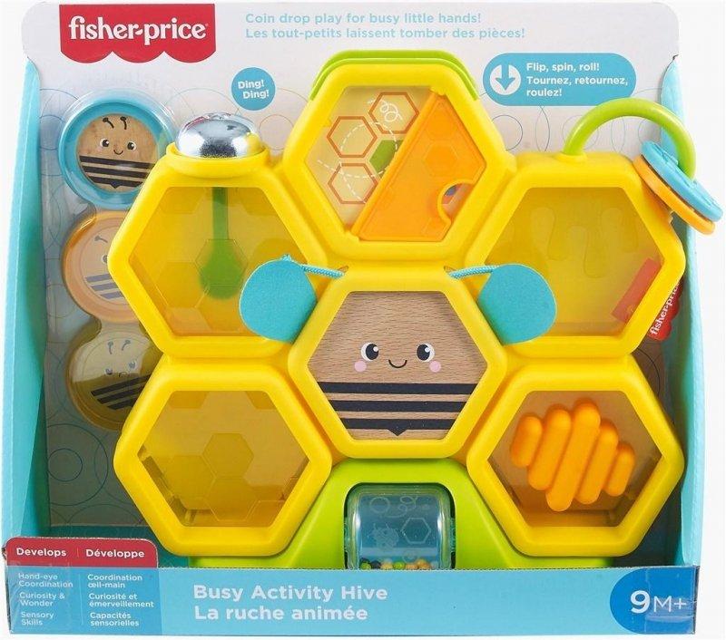 Fisher Price Pracowita pszczółka