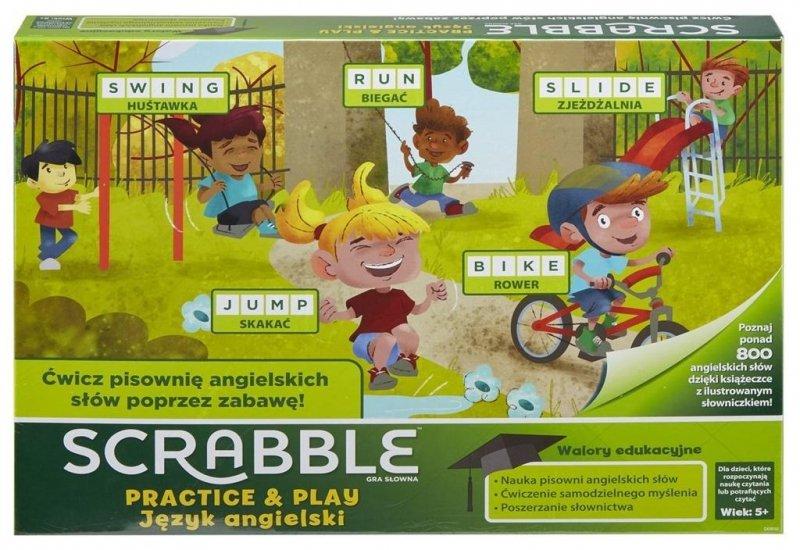 Scrabble Practice & Play