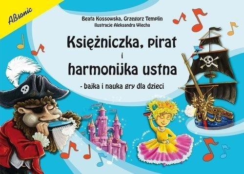 Księżniczka, pirat i harmonijka ustna