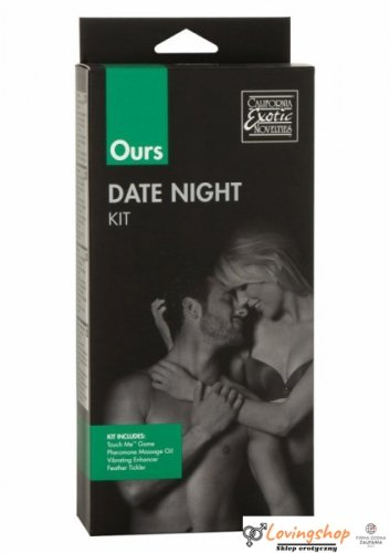 Zestaw-OURS DATE NIGHT KIT