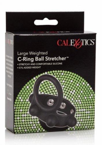 Pierścień-WEIGHTED C RING BALL STRETCHER L
