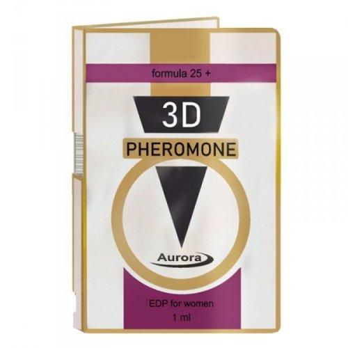 Feromony - 3D PHEROMONE 25 PLUS 1ml