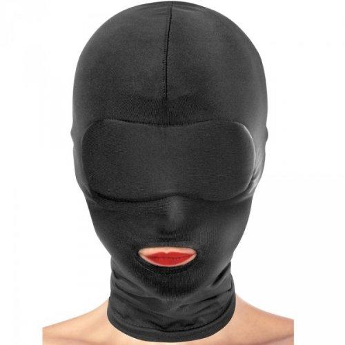 Maska na całą głowę z otworem na usta