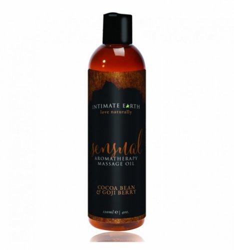 Intimate Earth - Sensual Massage Oil 120 ml