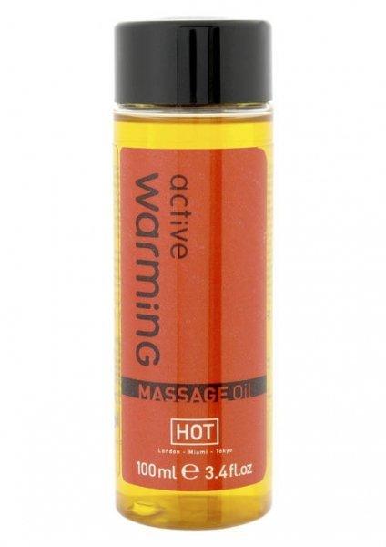Olejek-HOT MASSAGEOIL warming 100 ml