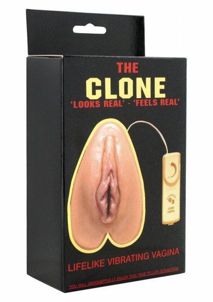 Masturbator-THE CLONE - LIFELIKE VIBR. VAGINA