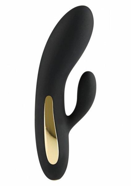 Wibrator-SPLENDOR RABBIT BLACK