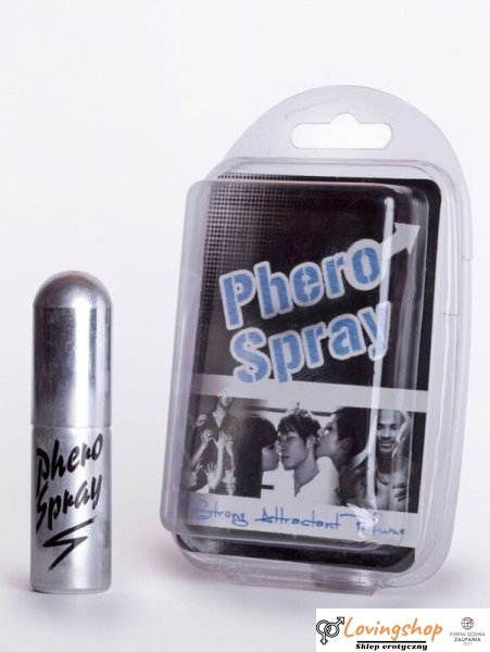 Feromony-PHERO SPRAY 15 ML