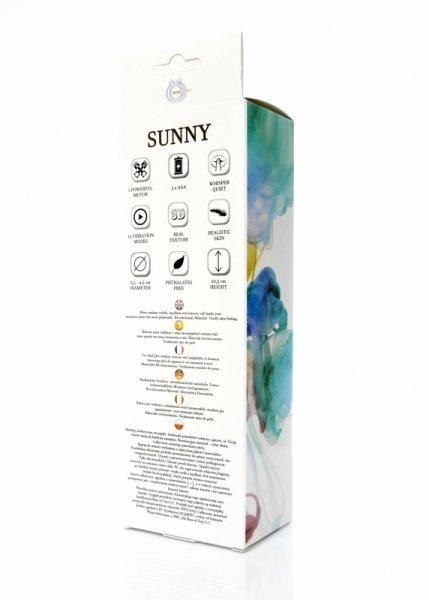 Wibrator-SUNNY-12 function vibrator