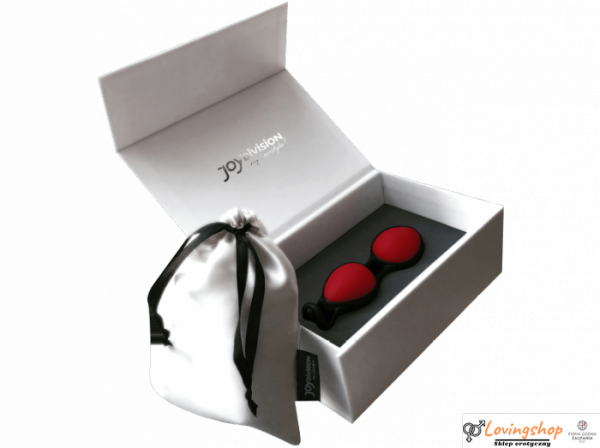 Kulki-Joyballs secret, red-black