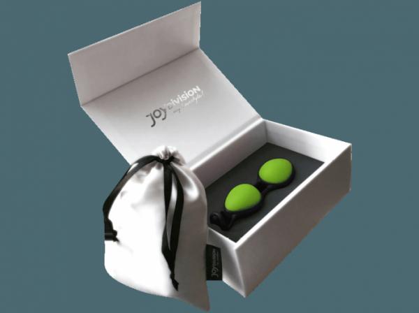 Kulki-Joyballs secret, green-black