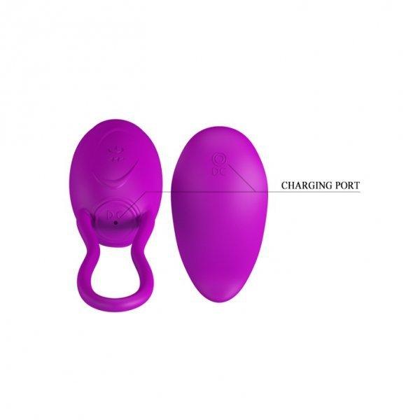 Jajeczko do stymulacji PRETTY LOVE - DAVE 12 Funkcji