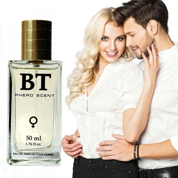 Zmysłowy zapach dla kobiet BT PHERO SCENT 50ml