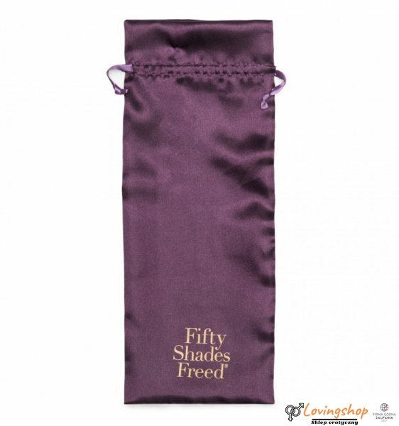 Fifty Shades Freed - Lavish Attention Rechargeable Clitoral & G-Spot Vibrator