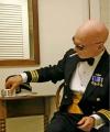 Maska Viktor ofocer marynarki USA