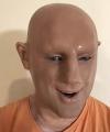 Maska lateksowa - Bob