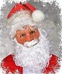 Maski Świętego Mikołaja