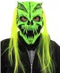 Maska lateksowa - UV Monster